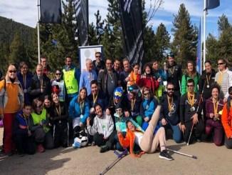 parelles fcecs campionat catalunya open esquí alpí