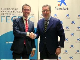 conveni fecetc microbank finançar empreses socials