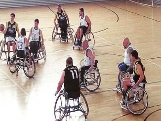 lliga catalana basquet cadira rodes nivell 2