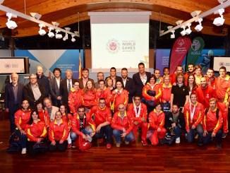 govern delegació catalana jocs special olympics abu dhabi