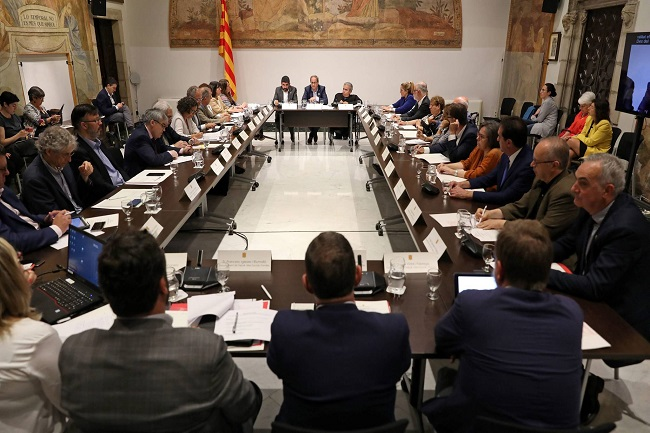 reunió codiscat constitució pacte nacional drets persones discapacitat