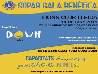 sopar-gala-lions-lleida-benèfic-a-favor-down-lleida
