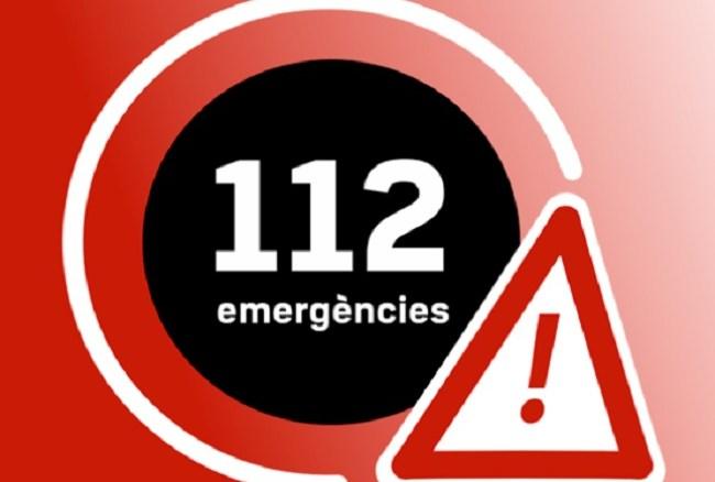 telefon emergencies 112 accessible persones sordes