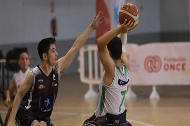 quarta jornada costa-daurada-liderat-solitari-lliga-catalana-basquet-cadira-rodes