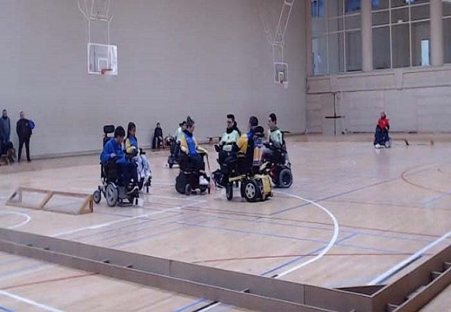 convocatoria 2020 seleccio catalana hoquei cadira rodes electrica