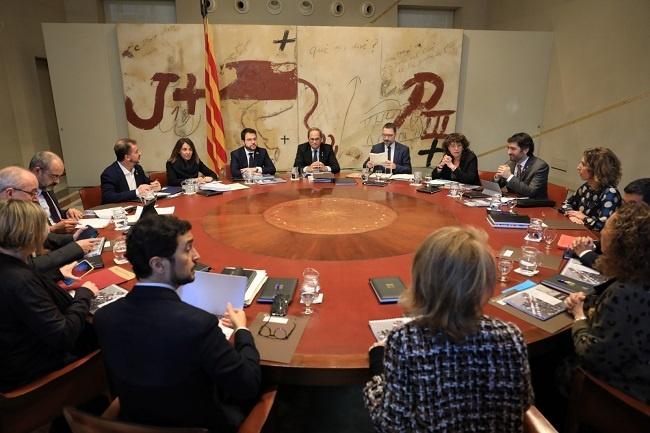 reunió comitè executiu aprovació pressupostos 2020