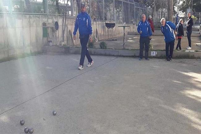 tripletes club petanca lloreda lliga petanca inclusiva