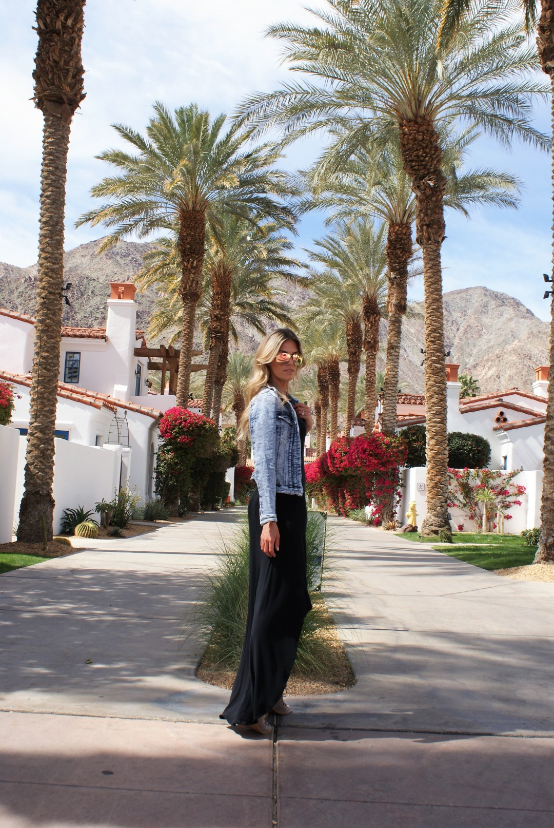 Denim Days in Palm Springs- Diariesofdanielle.com