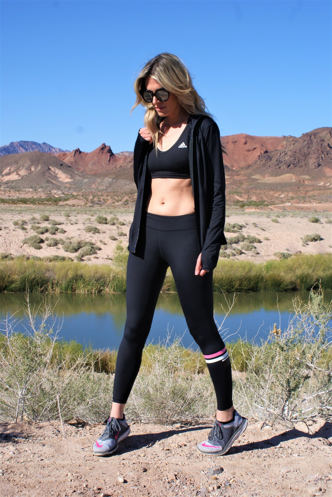 Workout Wear With Lilybod- Diariesofdanielle.com