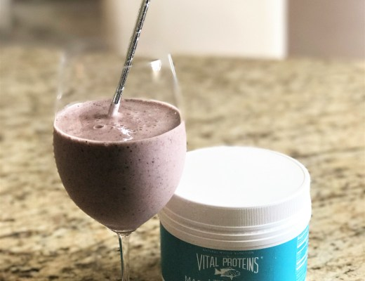Collagen Mocktails with Vital Proteins- Diariesofdanielle.com