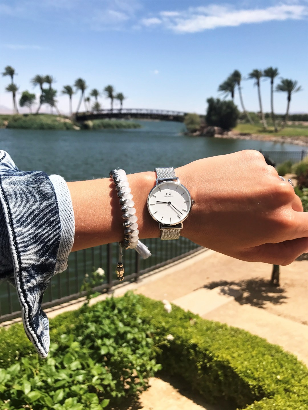 Keeping Track Of Time With Daniel Wellington Watches- Diaresofdanielle.com