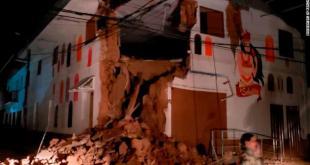 Terremoto de intensidad 8.5 sacude el Perú 6