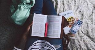 Estudiante estudiando