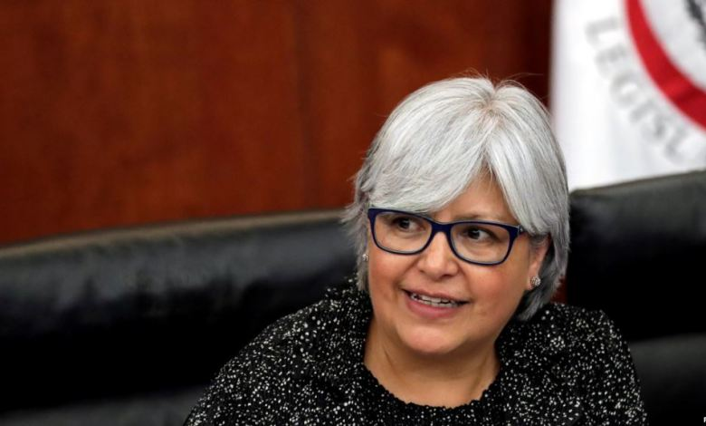Secretaria de Economía de México Graciela Marquez
