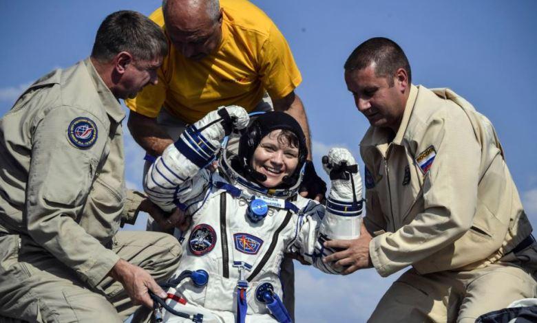 Astronautas de la Estación Espacial regresan a la Tierra