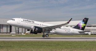 Aeronave Airbus de Volaris