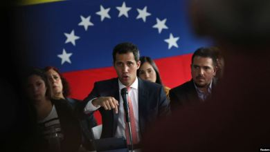 Presidente Interino de Venezuela Juan Guaidó