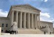 Exterior de la Corte Suprema de los Estados Unidos