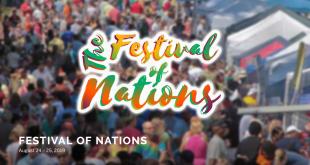 Festival de Naciones en St. Louis, Missouri (Agosto 24 y 25)