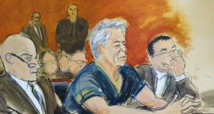 Dibujo de Epstein en Corte Federal