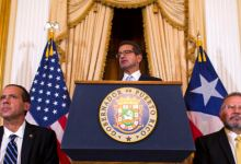 Photo of Pedro Pierluisi jura como Gobernador de Puerto Rico