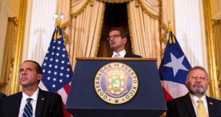 Pedro Pierluisi jura como Gobernador de Puerto Rico 2