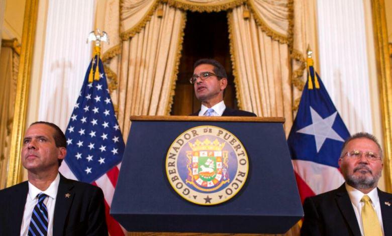 Pedro Pierluisi jura como Gobernador de Puerto Rico 1