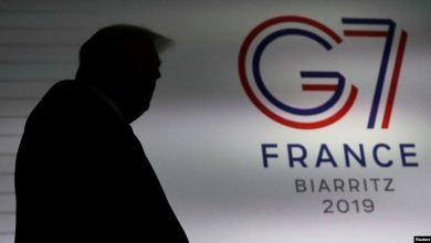 Presidente Trump responde a críticas por su comportamiento en el G-7 2