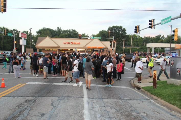 Ferguson cinco años después, el evento que cambio St. Louis para siempre 7
