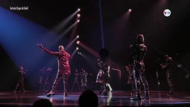 Detrás de escena de Volta, el espectáculo del Cirque du Soleil 9