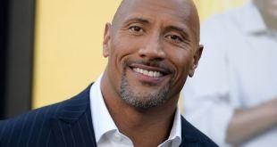 Dwayne Johnson: el actor mejor pagado 1