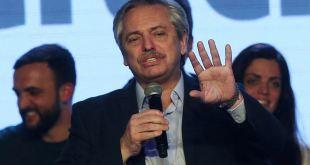 Fernández promete alinearse a México y Uruguay sobre Venezuela de ganar las elecciones 1
