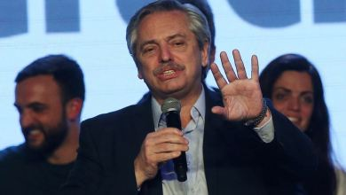 Fernández promete alinearse a México y Uruguay sobre Venezuela de ganar las elecciones 3