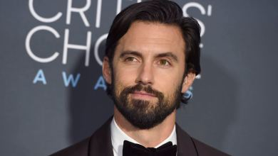 Photo of Milo Ventimiglia: el arte de correr F1 bajo la lluvia