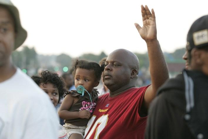 Ferguson cinco años después, el evento que cambio St. Louis para siempre 21