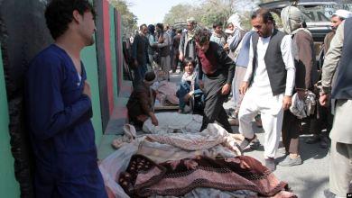 Afganistán: Reportan ataque aéreo de EEUU que deja 5 muertos 2