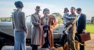 """""""Downton Abbey"""" opaca cinta de Brad Pitt en la taquilla 12"""