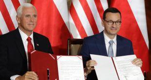 EE.UU. y Polonia firman pacto de cooperación para tecnología 5G 10