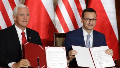 EE.UU. y Polonia firman pacto de cooperación para tecnología 5G 5