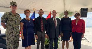 El buque hospital Comfort continúa jornada médica en Trinidad y Tobago 10