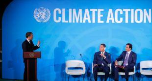 Líderes mundiales prometen acciones contra cambio climático 4