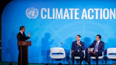Líderes mundiales prometen acciones contra cambio climático 3
