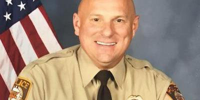 Keith Wildhaber de la Policía del Condado de St. Louis
