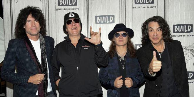 Kiss tocará su música para los tiburones 1