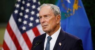 Bloomberg lanza campaña presidencial 6