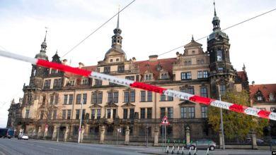 Buscan en Alemania a los autores del espectacular robo en el museo de Dresde 6