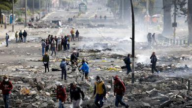 Cancillería de Ecuador afirma que se ha restaurado la tranquilidad en el país 3