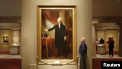 Cómo George Washington encendió una tormenta política sobre Acción de Gracias 9