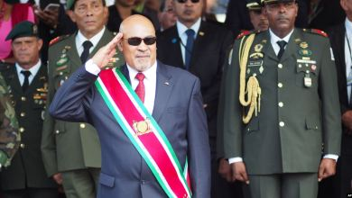 Photo of Condenan a presidente de Surinam por muerte de 15 opositores
