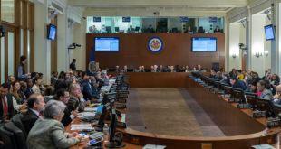 Consejo Permanente de la OEA tratará situación en Bolivia en sesión extraordinaria 9